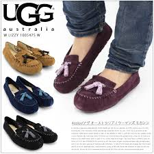 womens ugg moccasin boots import shop beare rakuten global market ugg ugg moccasin w