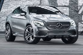 mercedes jeep 2015 mercedes concept coupe suv look motor trend