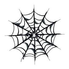 spider web temporary tattoo is increasing in popularity