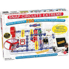 snap circuits extreme 750 learning center educational toys planet
