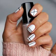 23 striped nail designs and tutorials page 2 of 4 nail designs