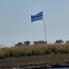 Botswana Flag Botswana U2013 Colorado Traveling Ducks