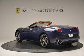 Ferrari California 2010 - 2013 ferrari california 30 stock 4361a for sale near greenwich
