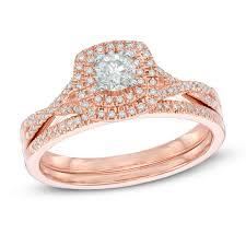 bridal set wedding rings bridal set wedding rings wedding promise diamond engagement