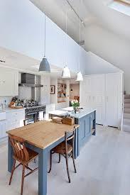 Kitchen Table Pendant Light - light wood flooring kitchen scandinavian with light wood flooring