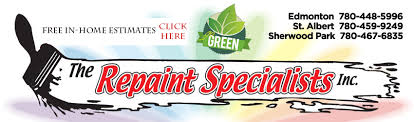 the repaint specialists ltd house painters in edmonton st