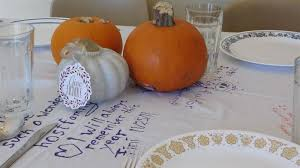 what traditions define your thanksgiving