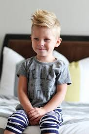 boys long on top haircut little boy s short haircut longer spikey top kiddo style