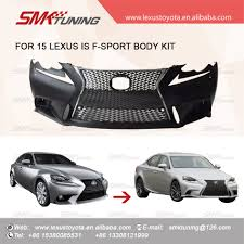 lexus rc f sport body kit body kit for is250 body kit for is250 suppliers and manufacturers