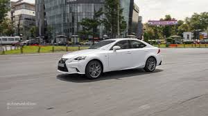lexus is300h test lexus is 300h f sport review autoevolution
