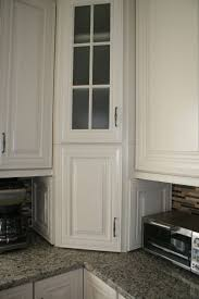 Tambour Doors For Kitchen Cabinets Kitchen Appliances Appliance Garage Tambour Cabinet Appliance