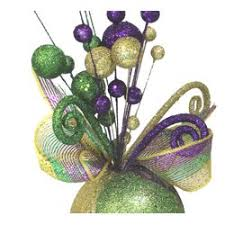 mardi gras ornaments mardi gras flowers and bouquets make great decorations during all