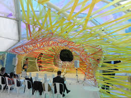 selgas cano architecture opening of the 2015 serpentine gallery pavilion by selgascano