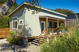 modular guest house california cost saving strategies in a small california beach house small