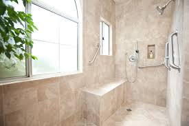 handicap bathroom designs wheelchair accessible handicap bathroom design with pink earth