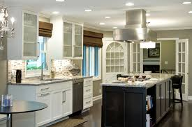 s Hgtv Contemporary Country Kitchen With White Cabinetry And