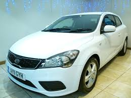 kia ceed 1 4 pro ceed vr 7 3dr manual for sale in manchester