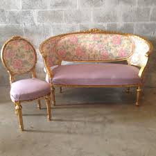french settee antique furniture french louis xvi 2 piece