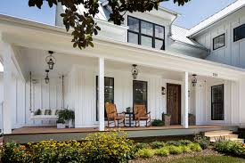 Modern Farmhouse Porch by Floor Plan Collections Tower Homes
