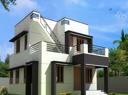 simple houses free modern house plans bungalow modern house plan