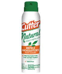 Cutter Bug Free Backyard Cutter Natural Insect Repellent2 Aerosol Cutter