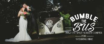 Wedding Hire Bumble The Bus Vw Split Screen Camper Wedding Hire Home