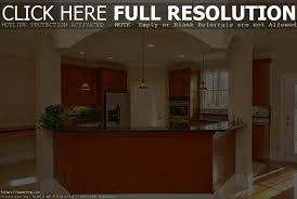 corner kitchen island home design ideas