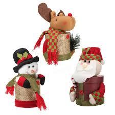 santa claus snowman elk santa claus gift box box