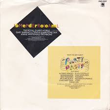 Elvis Costello Imperial Bedroom 45cat Elvis Costello And The Attractions With The Royal Guard