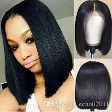 how to cut womens hair with double crown 180 cheap glueless short blunt cut bob wig middle part virgin
