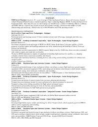 Tutoring Resume Sample Mechanical Design Engineer Resume Cover Letter Choice Image