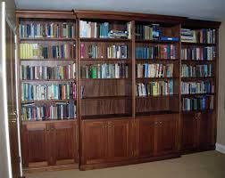 Mahogany Bookcase With Glass Doors Mahogany Bookcase With Glass Doors Doherty House