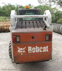2005 bobcat s185 skid steer item dc5316 thursday october