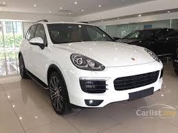 porsche cayenne s 2014 porsche cayenne 2014 s wagon 3 6 in kuala lumpur automatic white