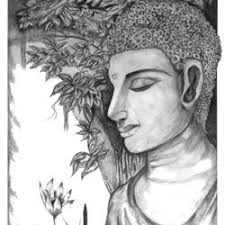 buddha drawings paintings for sale buy original buddha drawings