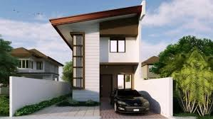 2 Storey House Plans Philippines With Blueprint Design Rooftop Two Affordable House Design Ideas Philippines