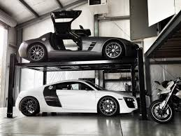 20 luxurious garages are perfect for a supercar