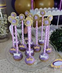 sofia the party ideas sofia the cake pops birthday cake ideas