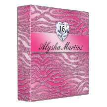 sweet 16 photo albums sweet 16 photo custom binders zazzle