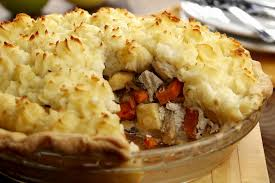 how to turn thanksgiving leftovers into a hearty pie step by step