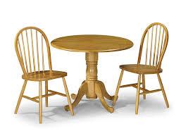 julian bowen dundee drop leaf dining table ruberwood honey pine