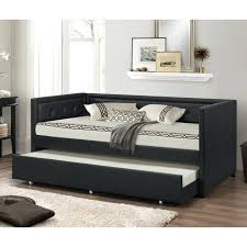 daybed metal daybed with trundle metal daybed trundle twin