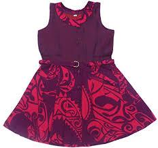 twist baby kids casual cotton frocks a line dress gown