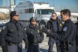 customs and border protection officer information
