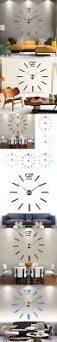Home Decor Wall Clock Best 25 Oversized Clocks Ideas On Pinterest Designer Wall