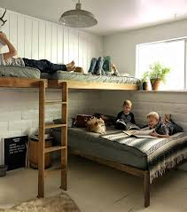 Best  Loft Bunk Beds Ideas That You Will Like On Pinterest - Double loft bunk beds