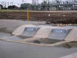 Secondary Unit Scm Flow Catastrophic Secondary Containment Metal Berm Unit