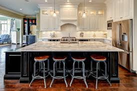 large kitchen islands traditional with cabinet see through