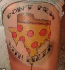 worst tattoos ever from graphic scenes to