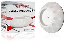 Installation Of Curtain Rods 2 Wall Savers With Rubber Back For Pressure Gates Shower Curtain